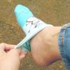 Comment aller pieds nus dans la boue