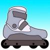 Comment descendre des rampes sur patins à roues alignées