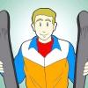 Comment aller d'une rampe d'eau sur les skis