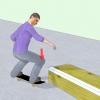Comment rectifier un trottoir