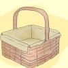 Comment faire pousser un ressort ou d'un panier de pâques