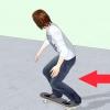 Comment half cab pivot sur une planche à roulettes