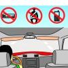 Comment gérer tailgaters sur la route