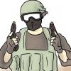Comment faire pour avoir un combat de pistolet airsoft