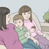 Comment aider les enfants à dormir pendant un orage