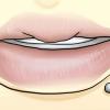 Comment cacher un piercing lèvre des parents ou des patrons