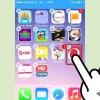 Comment cacher des applications sur un iphone