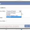 Comment cacher votre profil sur facebook