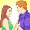 Comment faire allusion pour un baiser d'un gars