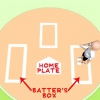 La façon de frapper une balle de baseball