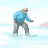 Comment frapper un saut sur un snowboard