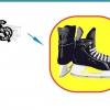 Comment patin de hockey