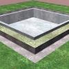 Comment faire pour installer un système de drainage autour de la fondation d'une maison