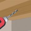 Comment faire pour installer un crochet de butin