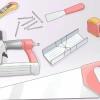 Comment faire pour installer les moulures