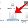 Comment installer le logiciel sur un mac