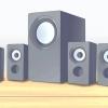 Comment installer haut-parleurs
