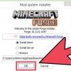 """Comment installer le """"trop d'éléments"""" mod sur minecraft"""