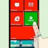 Comment inviter quelqu'un à jouer un jeu sur windows phone 7