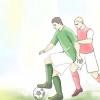 Comment juke ou esquiver un défenseur dans le football (soccer)