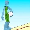 Comment sauter servir un ballon de volley