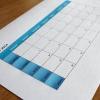 Comment garder un calendrier de famille