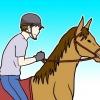 Comment garder un cheval sous contrôle tout en sautant