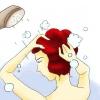 Comment garder les cheveux d'obtenir grasse