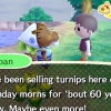 Comment garder navets frais sur animal crossing wild world