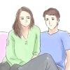 Comment embrasser et de caresser avec votre petit ami