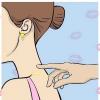 Comment embrasser le cou de votre partenaire
