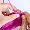 Comment tricoter un échantillon de jauge