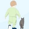 Comment savoir si un enfant est allergique aux chats