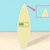 Comment connaître les parties de votre planche de surf
