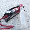 Comment lancer une bouteille d'eau à partir d'une pompe à air