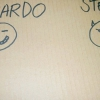Comment laisser le stress avec des découpes en carton