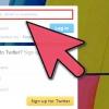 Comment se connecter à twitter