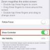 Comment agrandir votre appareil ios avec l'accessibilité zoom