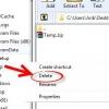 Comment maintenir et protéger un dossier secret de fichiers