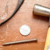 Comment faire un collier de pièces de monnaie