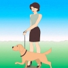 Comment faire un chien moins ludique lors d'une fête