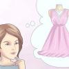 Comment faire une robe avec des instructions détaillées