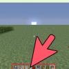 Comment faire un spectacle de feux d'artifice dans minecraft