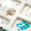 Comment faire un collier de perles flottante