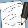 Comment faire un couteau de guthook d'une vieille lame de scie