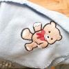Comment faire un hamac pour votre ours en peluche
