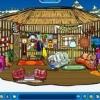 Comment faire une maison avec une plage sur club penguin