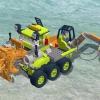 Comment faire un power miners véhicule lego
