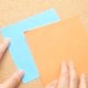 Comment faire une étoile de ninja de papier carré