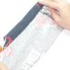 Comment faire un pas coudre pas de robe de poupée de la colle
